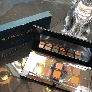 Anastasia Beverly Hills Subculture eyeshadow Kit